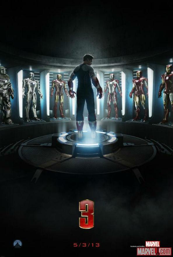 Photo of O primeiro trailer de Homem de Ferro 3…