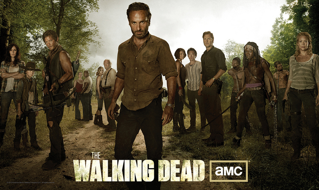 Photo of Pds – The Walking Dead