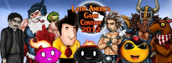 Photo of Square Enix Latin America Game Contest 2012!