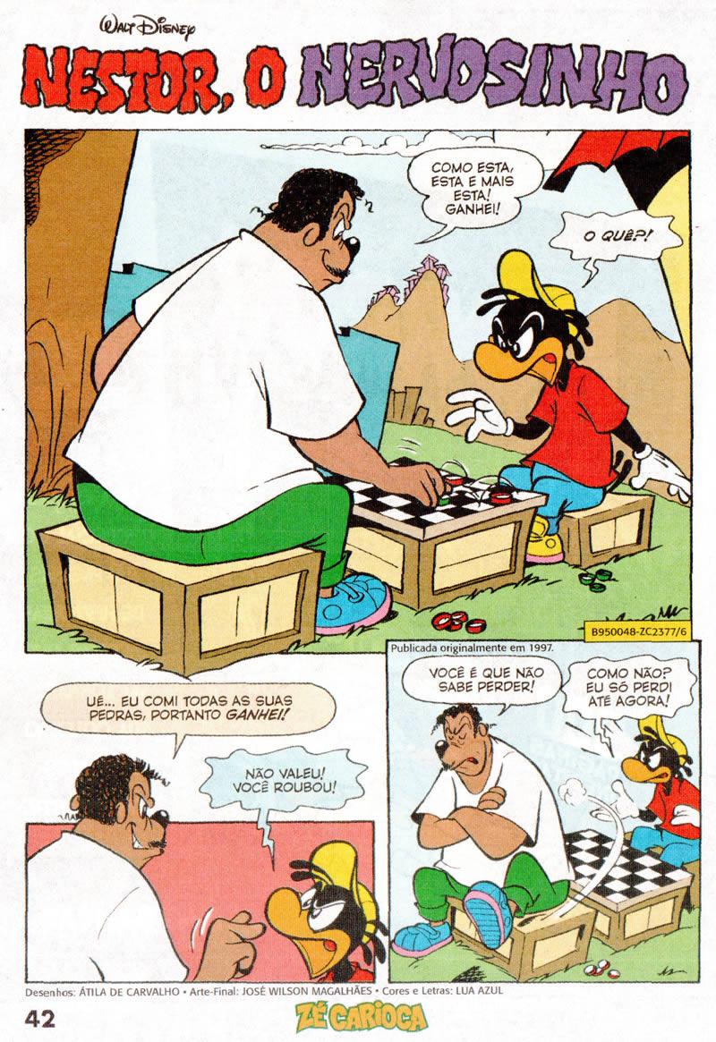 Zé Carioca nº 2377 (Novembro/2012) (c/prévia) ZC237711