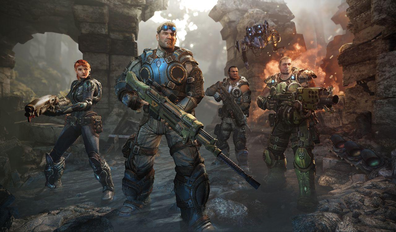 Photo of Gears of War: Judgment e seus novos modos!