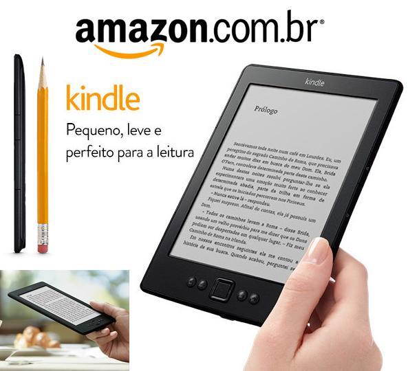Photo of Amazon e Kindle finalmente chegam ao Brasil!
