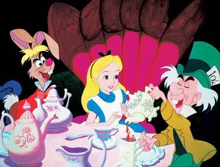 Photo of Lewis Carroll e a maior de todas as charadas