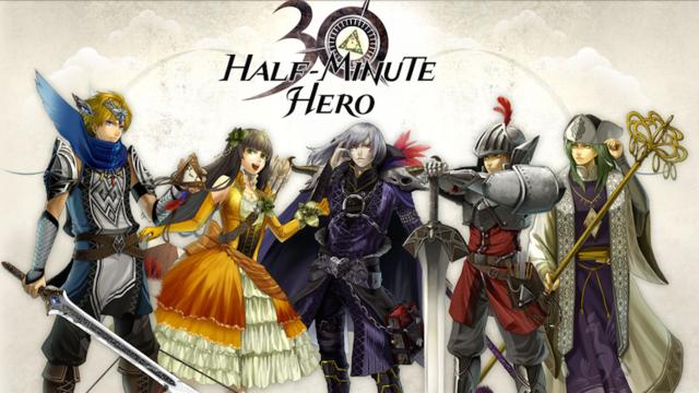 Photo of Impressões de Half Minute Hero!