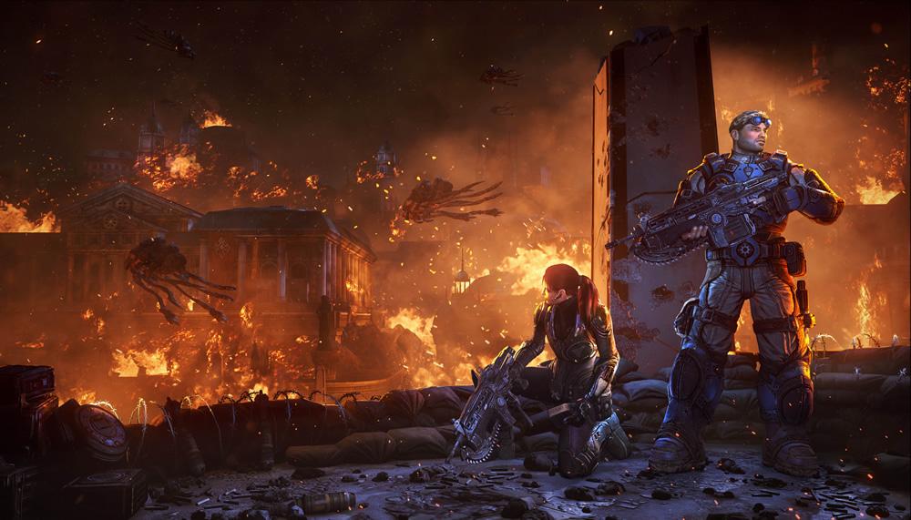 Photo of Minha febre Gears of War está voltando…