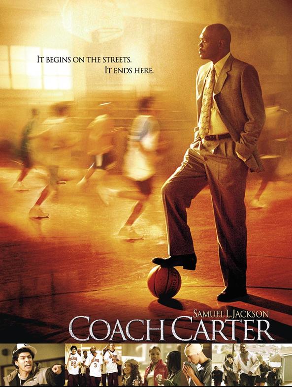 Coach Carter Treino Para a Vida Rodada de Filmes   25/04/2013