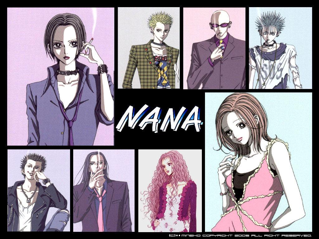 Recomendação de anime e mangá: Nana!