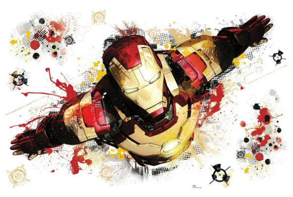 RoomMates-RMK2238SLM-Iron-Man-3-Graphic-Peel-and-Stick-Giant-Wall-Decals