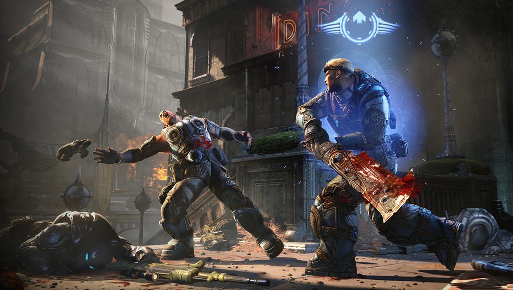 Photo of Testado Gears Judgment: Call to Arms DLC!