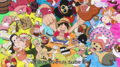 Photo of Conferindo a empolgante abertura de One Piece – 16ª Abertura! Hands Up!