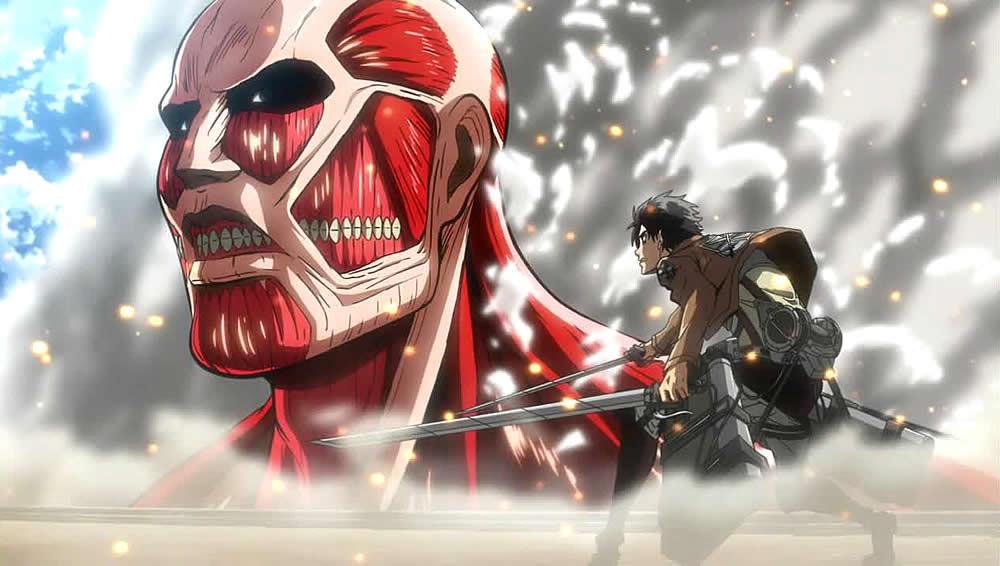 Photo of Já viu Shingeki no Kyojin – Attack on Titan!?