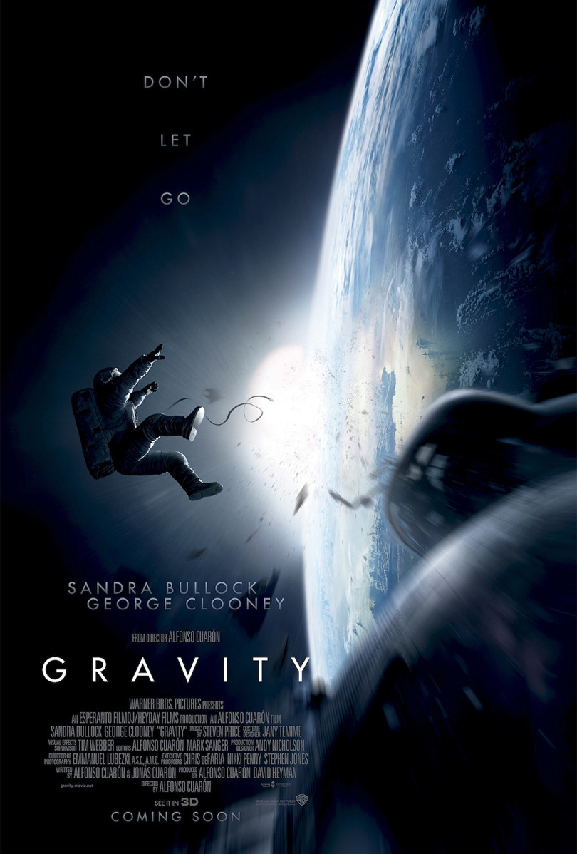 Photo of Tensãocom Sandra Bullock no trailer de Gravity
