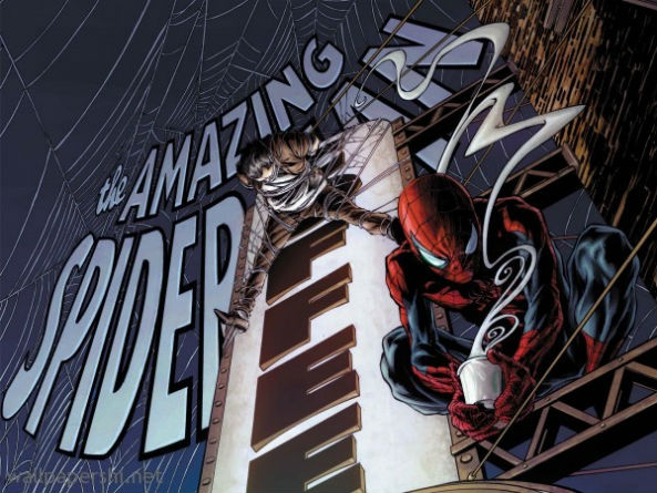 spider-man cofee