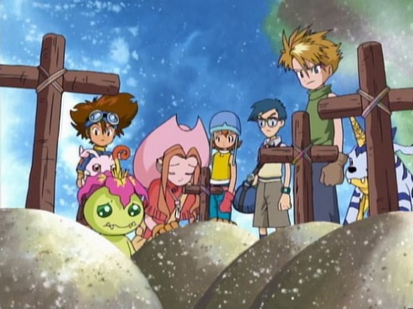 Digimon Adventure Episode 43 - Xvid DVD-Rip [MXR]