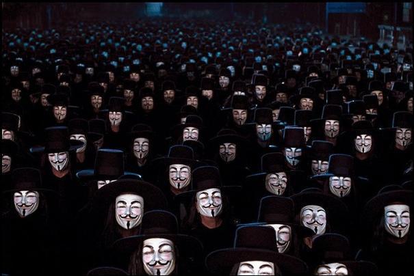 V for Vendetta Filme