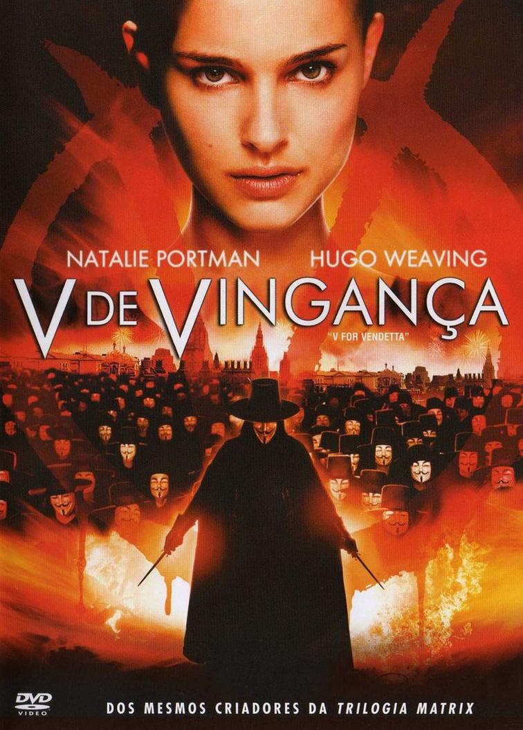 V for Vendetta capa