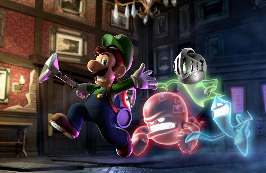 Photo of Impressões de Luigi's Mansion: Dark Moon