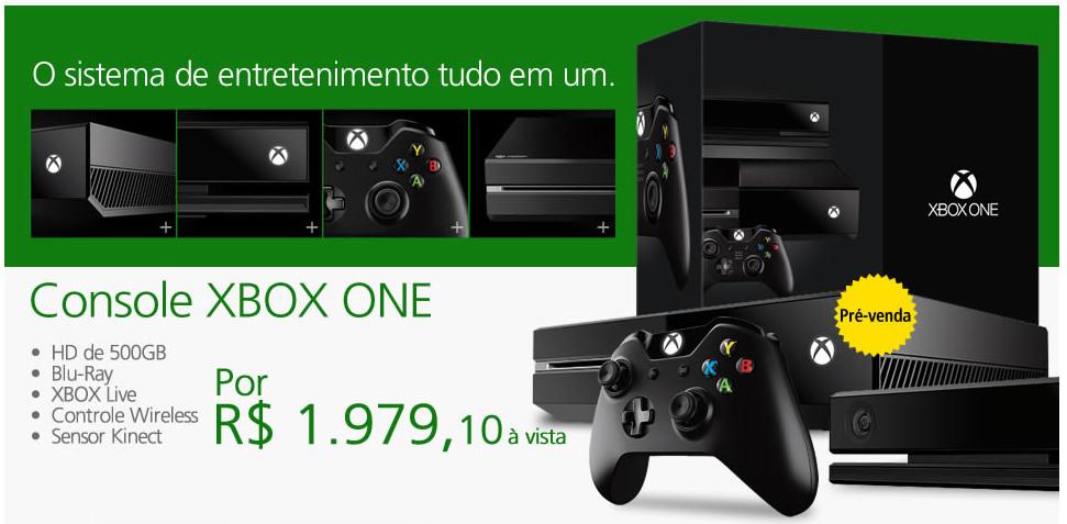 Photo of Reflexões | Xbox One BR por R$ 2.199 é uma ilusão?