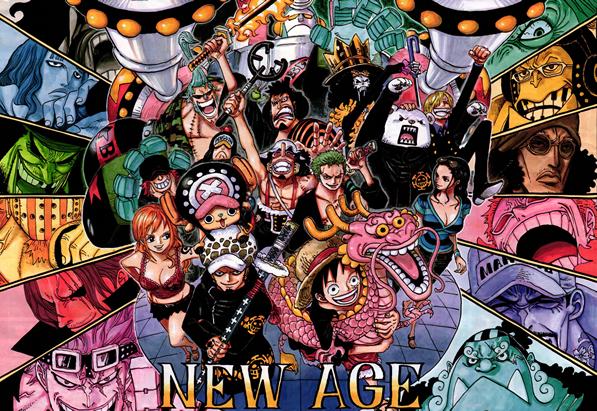Photo of Opinião | A evolução ilusória do mangá de One Piece