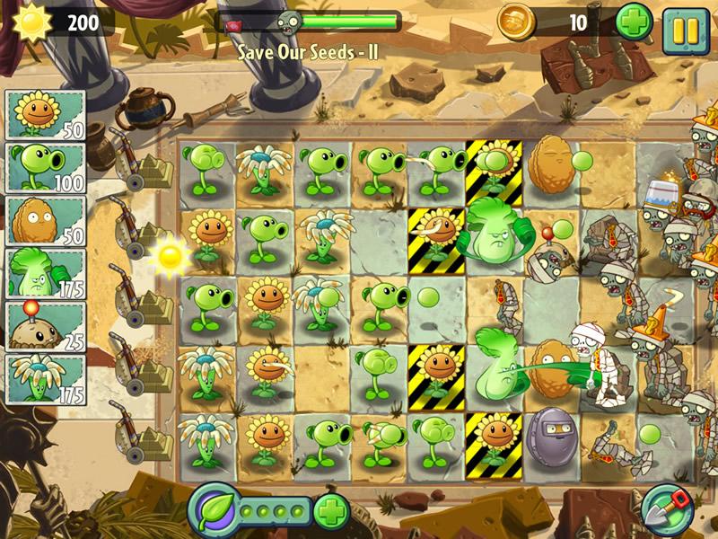 Photo of Impressões iniciais | Plants vs. Zombies 2!