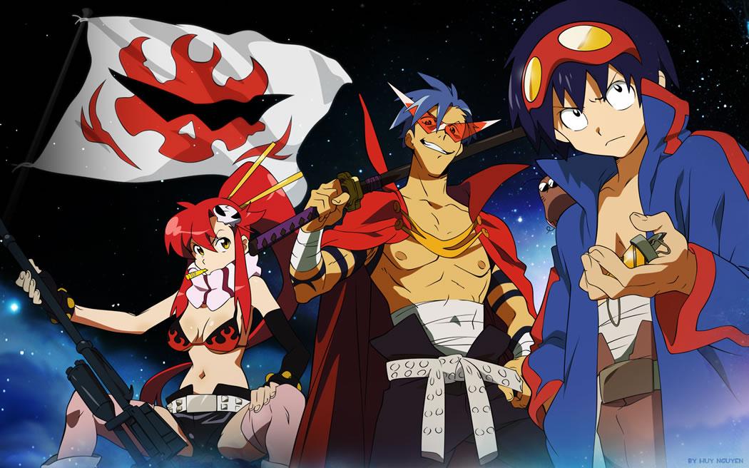 melhores animes netflix