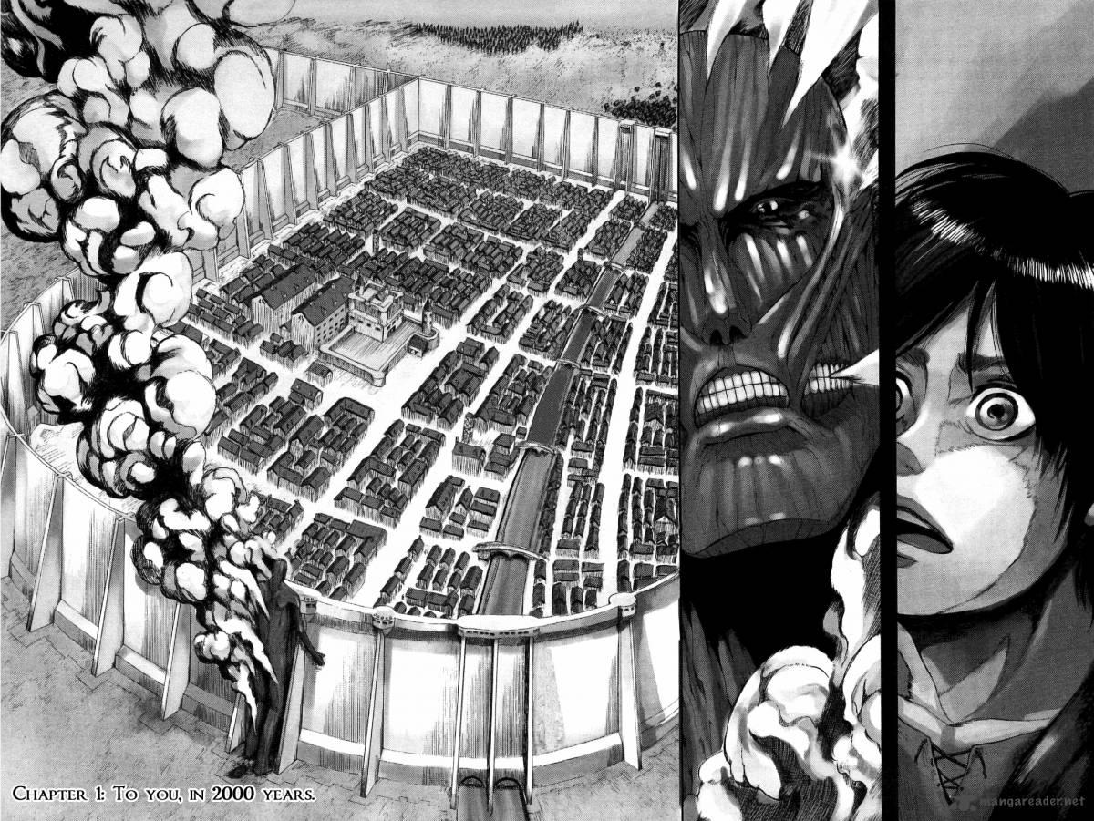 Photo of Reflexão sobre o mangá de Shingeki no Kyojin – Attack on Titan