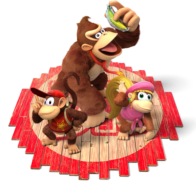 Photo of Muita Dixie no trailer de Donkey Kong Country: Tropical Freeze!
