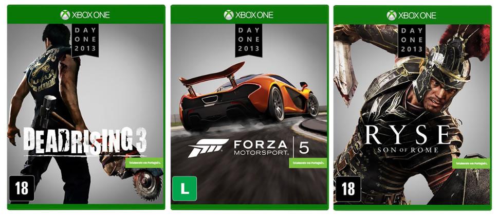 Photo of Xbox One: Games em pré-venda no Brasil!