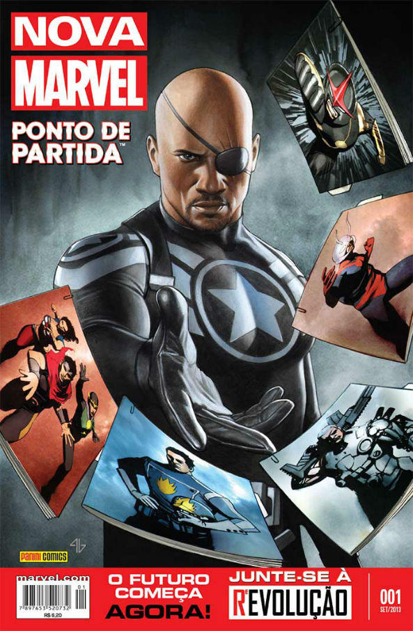 Photo of Chegou a Nova Marvel!