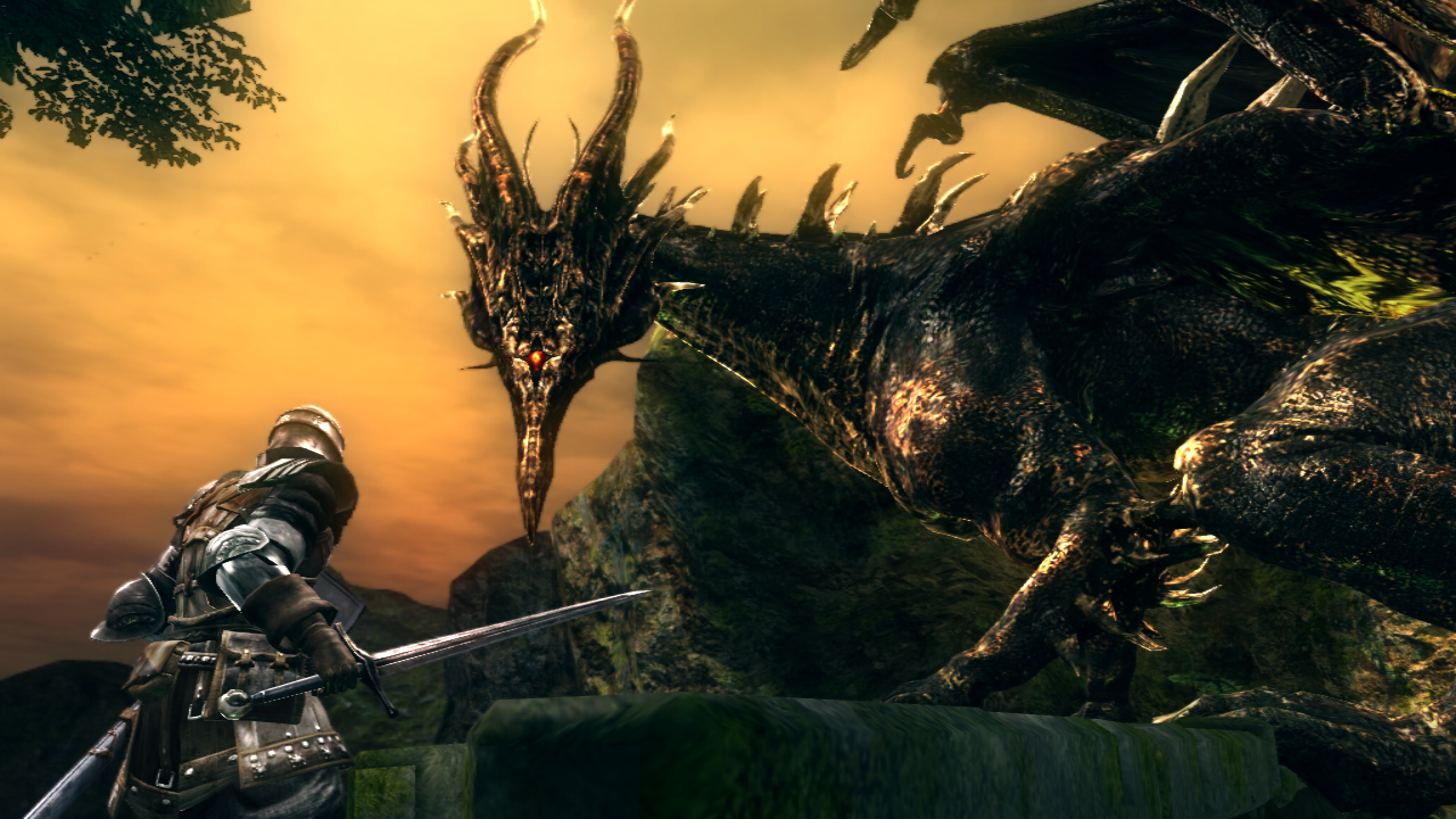 Photo of Gameplay com 30 minutos de Dark Souls 2…