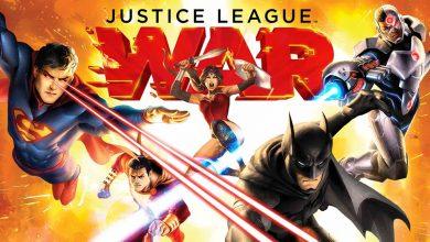 Photo of Justice League: War já na era Os Novos 52!