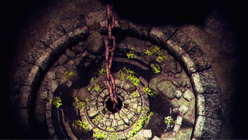Primeira imagem do jogo,  divulgado em 2008 (um ano antes do anúncio oficial)