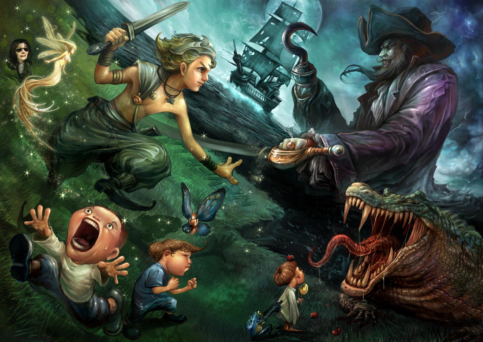 Photo of É bom que você goste de Peter Pan…