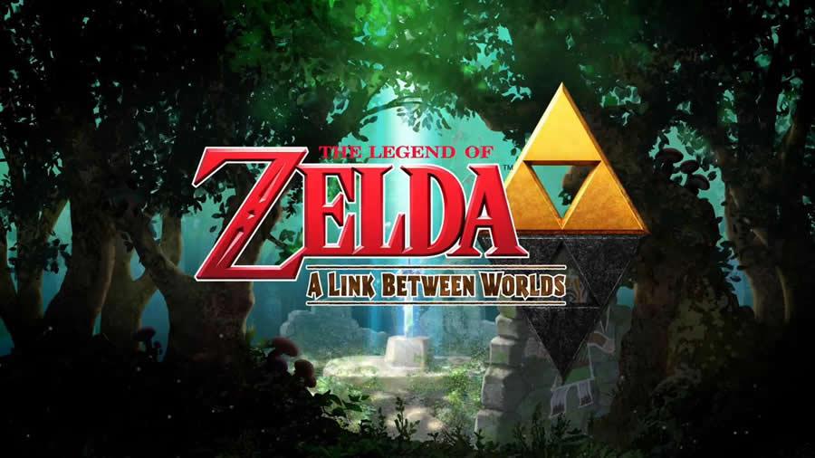 Photo of Começando Zelda: A Link Between Worlds…