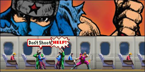 ninja five-o portallos