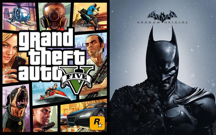 Photo of Dica de Desconto: GTA V, Batman Origins e…