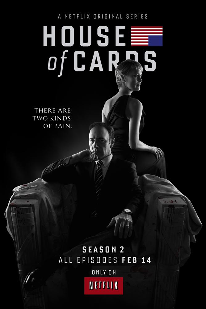 Photo of House of Cards: Trailer da 2ª Temporada!