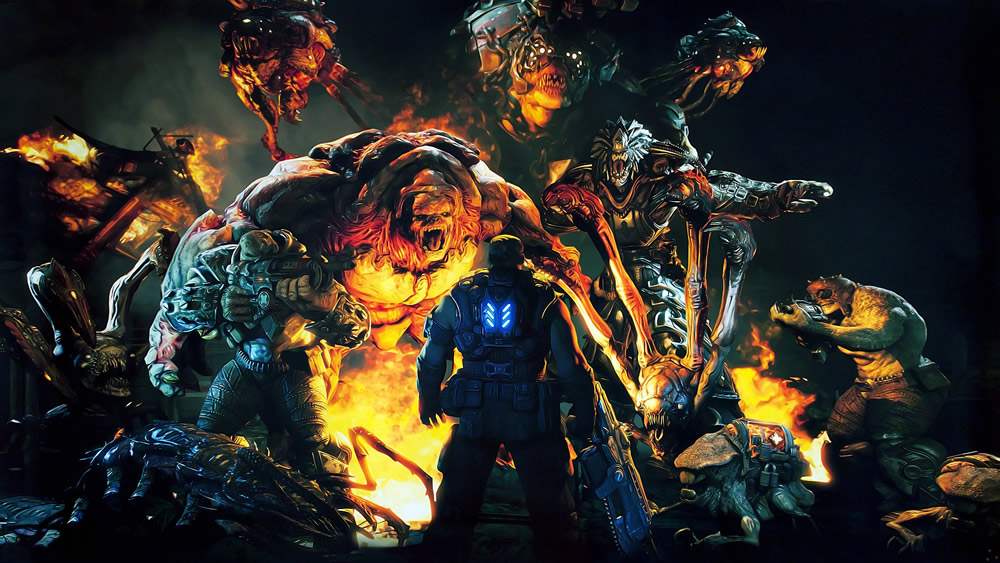 Photo of Microsoft adquire Gears of War da Epic Games (Reflexão)