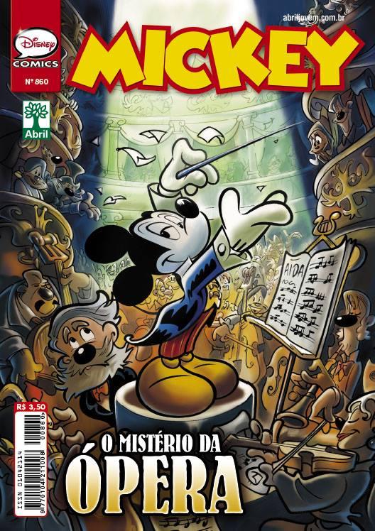 Photo of Mickey: O Código Harmônico (Prévia)