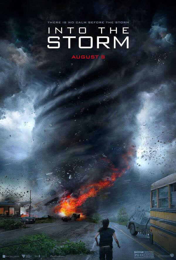 Photo of Cinema | Trailer teaser de Into the Storm!