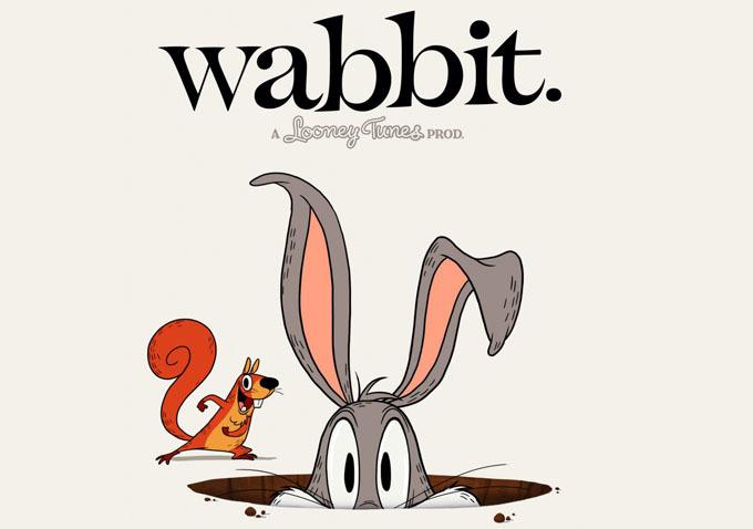 Photo of Desenho | Wabbit será a nova série do Pernalonga!