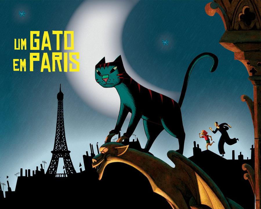 Photo of Blu-ray | Um Gato em Paris encanta? (França)