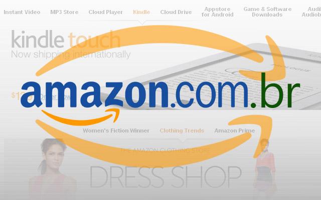 Photo of Sim, a Amazon está vindo para o Brasil!