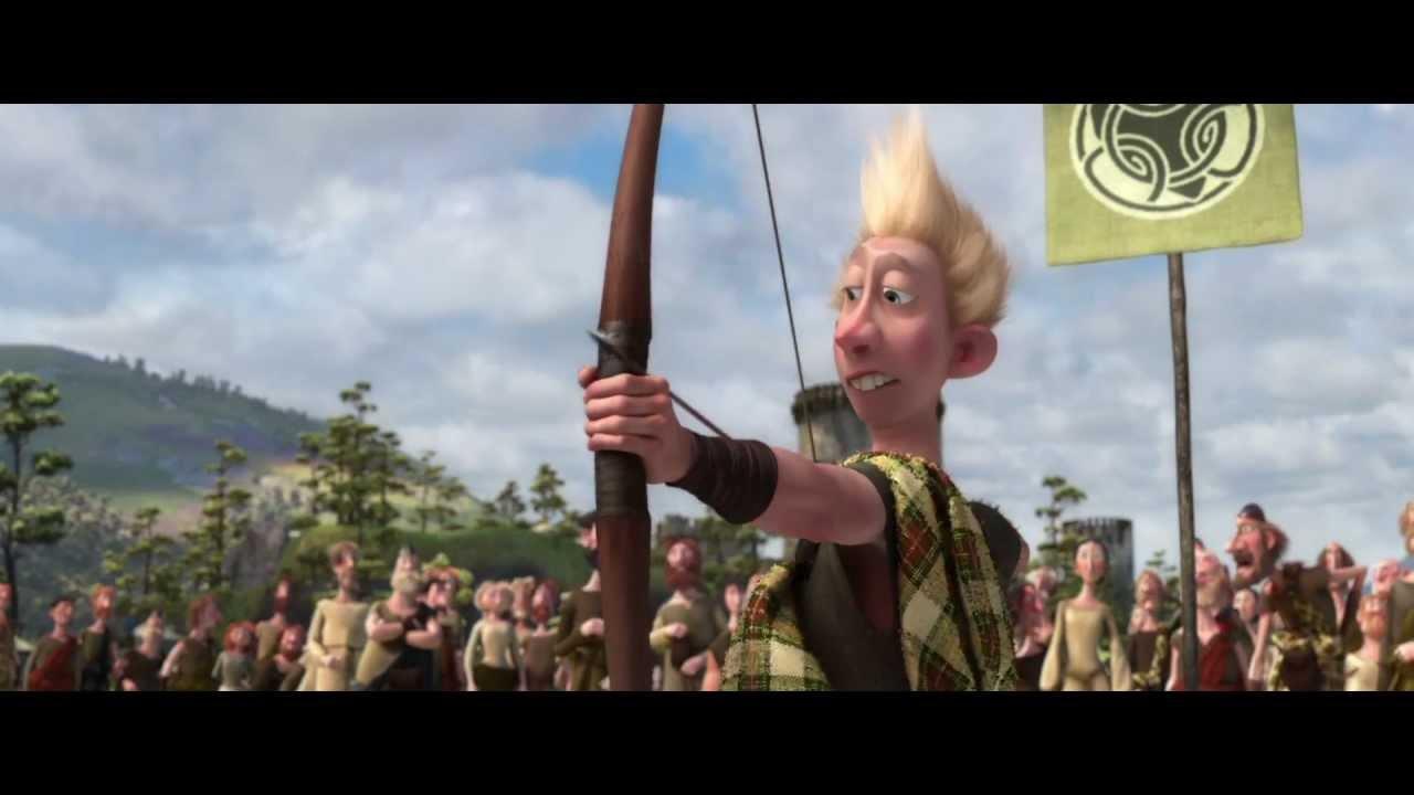Photo of Brave Pixar! Que Valente inspiração!