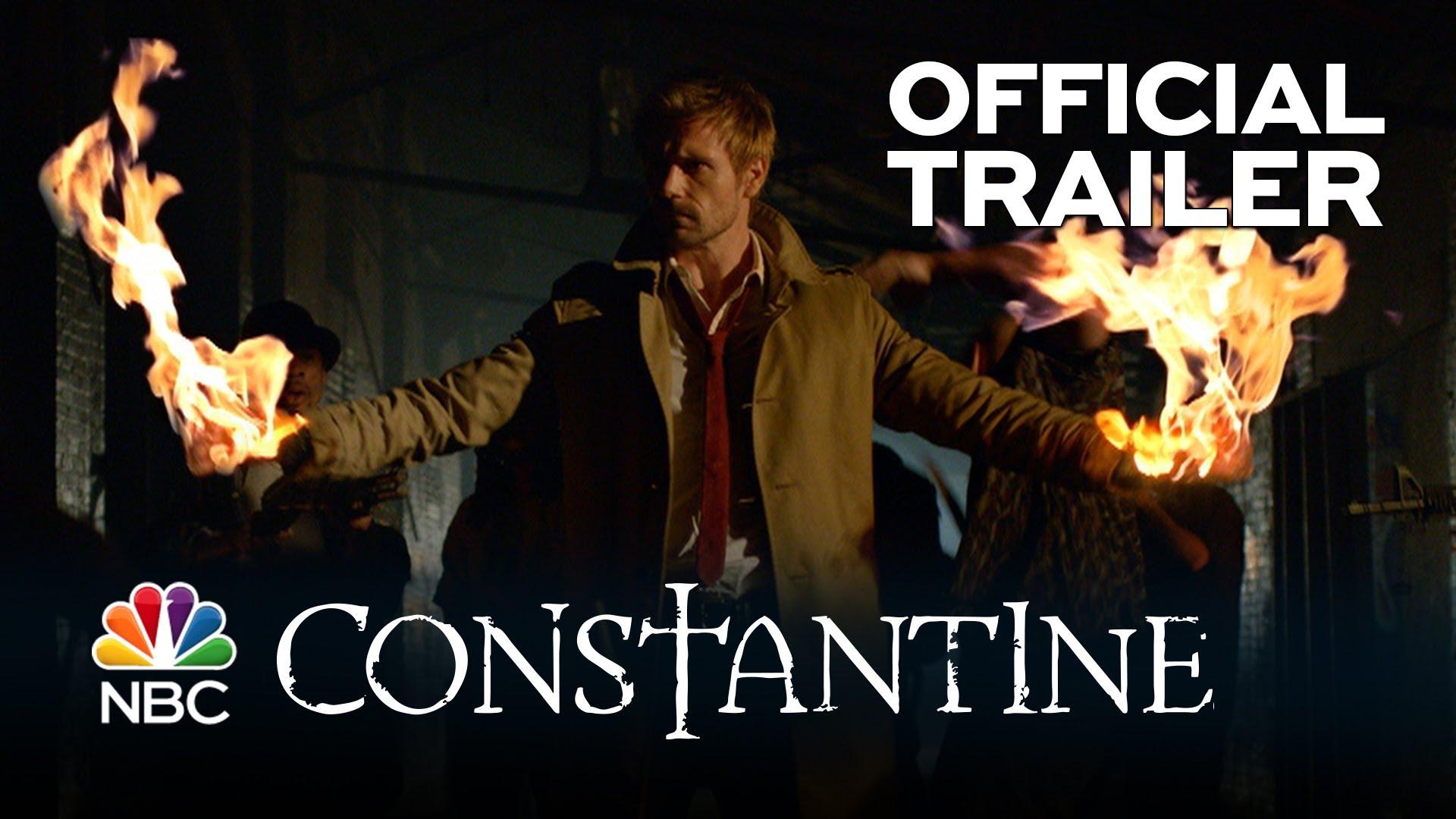 Photo of Constantine vira série na TV! Mas é da NBC…