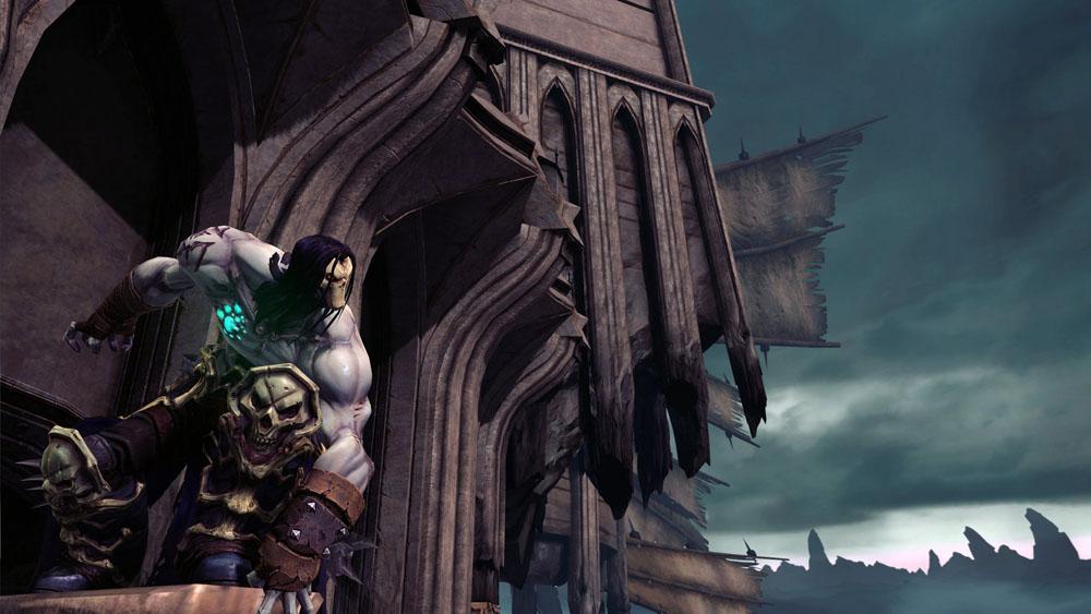 Photo of O mundo de Darksiders II: escala monstruosa!