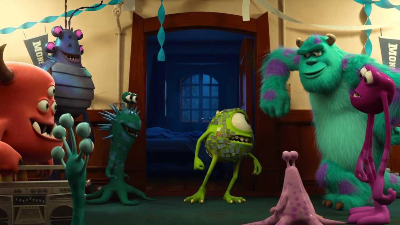 Monsters University mostra o início!