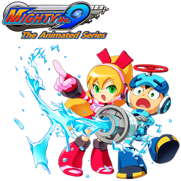 Mighty No. 9 Beck Call Animated