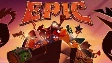 Photo of Opinião após algumas horas de Angry Birds Epic!