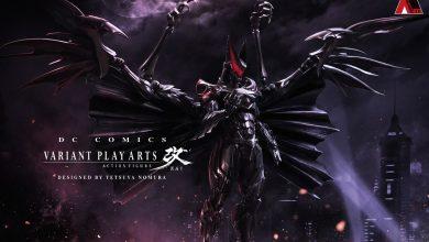 Photo of Batman de Tetsuya Nomura & Red Hood de Arkham Knight!